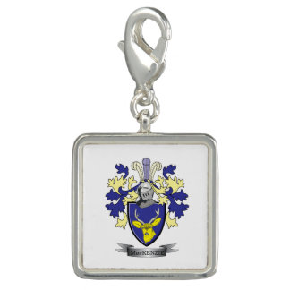 MacKenzie Family Crest Coat of Arms Photo Charms