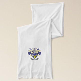 MacKenzie Family Crest Coat of Arms Scarf