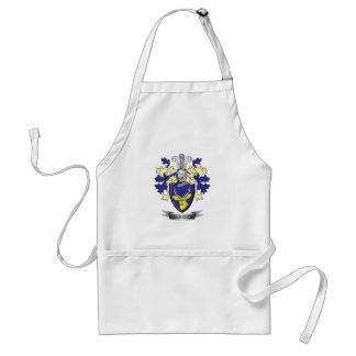 MacKenzie Family Crest Coat of Arms Standard Apron