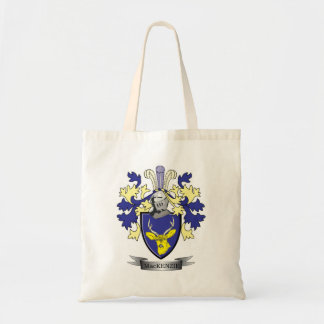MacKenzie Family Crest Coat of Arms Tote Bag