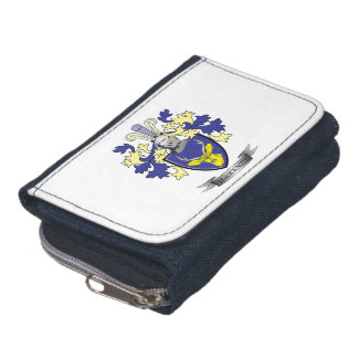 MacKenzie Family Crest Coat of Arms Wallet