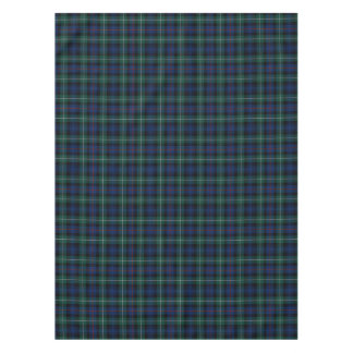 MacKenzie Scottish Clan Plaid Tartan Tablecloth