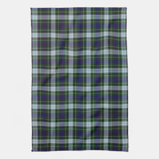 Mackenzie Scottish Tartan Kitchen Towel