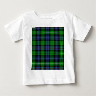 MacKenzie Tartan (aka Seaforth Highlanders Tartan) Baby T-Shirt