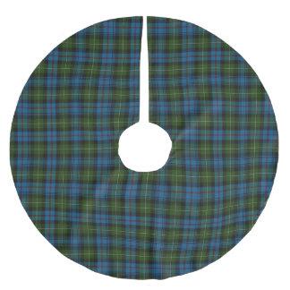 MacKenzie Tartan Plaid Tree Skirt Brushed Polyester Tree Skirt