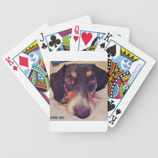 Mackie Bicycle Playing Cards