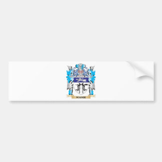 Mackie Coat of Arms - Family Crest Bumper Stickers