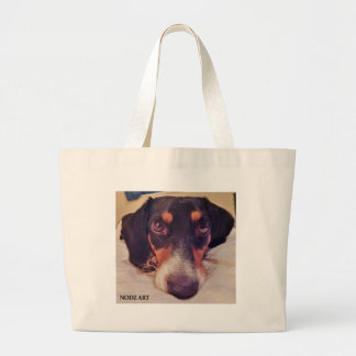Mackie Large Tote Bag