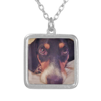 Mackie Silver Plated Necklace