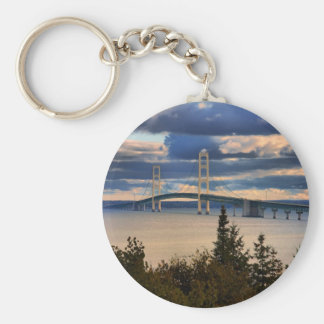 Mackinac Bridge 1060 Keychain