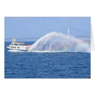 Mackinac Island Ferry Card
