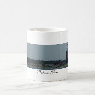 Mackinac Island Series Coffee Mug