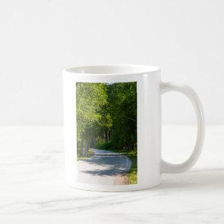 Mackinac Lake Shore Drive Coffee Mug