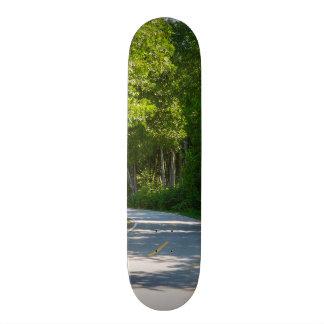 Mackinac Lake Shore Drive Skateboard Deck