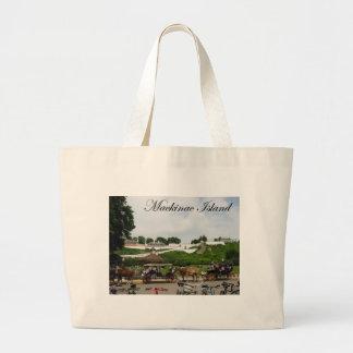 Mackinac Large Tote Bag