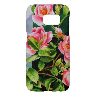 Mackinac Rose Samsung Galaxy S7 Case