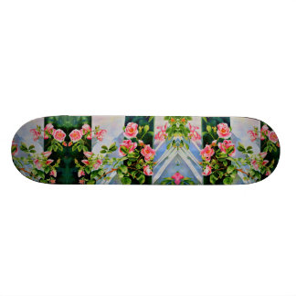 Mackinac Rose Skate Decks