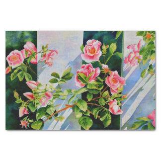 Mackinac Rose Tissue Paper