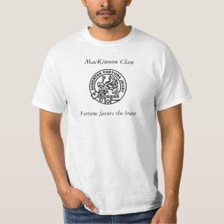 MacKinnon Clan T-shirt