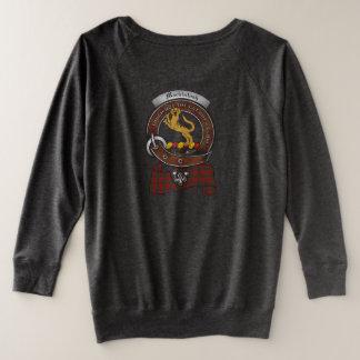 Mackintosh Clan Badge Women's Plus Size Sweatshirt