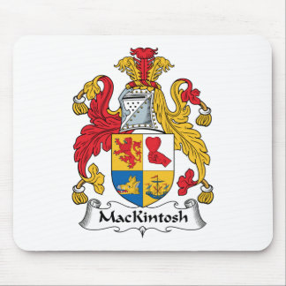 MacKintosh Family Crest Mouse Pad