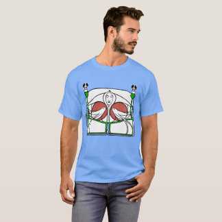 Mackintosh Peace Thistle Songbirds T-Shirt