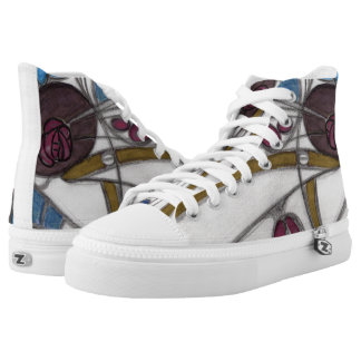 mackintosh roses high tops