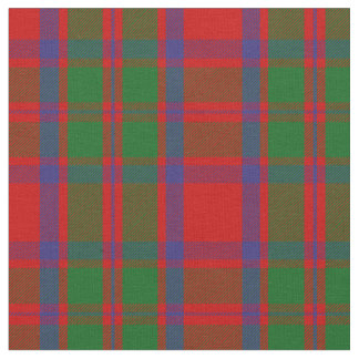 MacKintosh Tartan Print Fabric