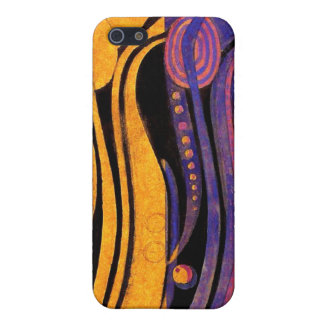 Mackintosh: Tulips Design Cover For iPhone 5/5S