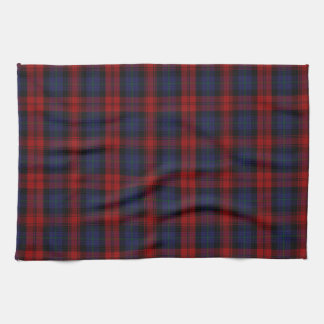 MacLachlan /  McLaughlin Clan Tartan Kitchen Towel