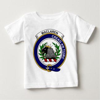 MacLaren Clan Badge Baby T-Shirt