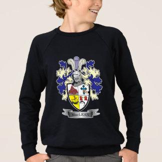 MacLean Family Crest Coat of Arms Sweatshirt