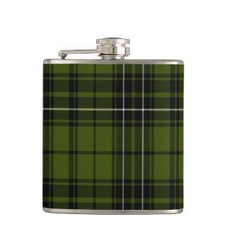 Maclean Scottish Tartan Hip Flask