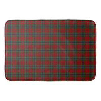 Maclean Tartan Scottish Modern MacLean of Duart Bath Mat