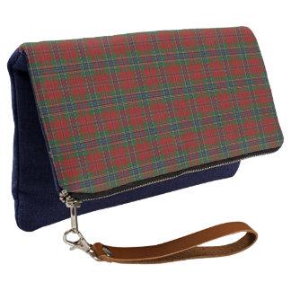 Maclean Tartan Scottish Modern MacLean of Duart Clutch