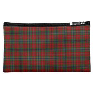 Maclean Tartan Scottish Modern MacLean of Duart Cosmetic Bag