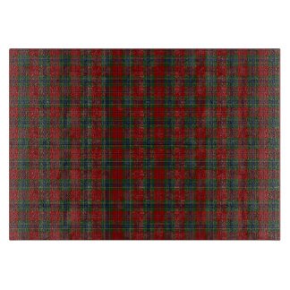 Maclean Tartan Scottish Modern MacLean of Duart Cutting Board