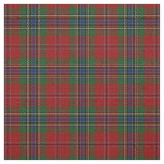 Maclean Tartan Scottish Modern MacLean of Duart Fabric