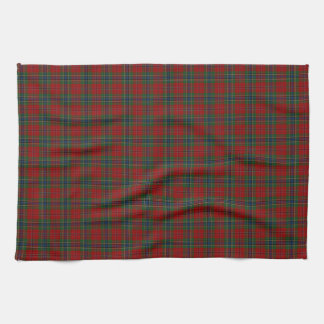 Maclean Tartan Scottish Modern MacLean of Duart Kitchen Towel