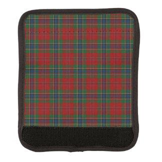 Maclean Tartan Scottish Modern MacLean of Duart Luggage Handle Wrap