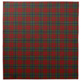 Maclean Tartan Scottish Modern MacLean of Duart Napkin