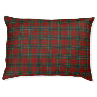 Maclean Tartan Scottish Modern MacLean of Duart Pet Bed