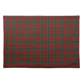 Maclean Tartan Scottish Modern MacLean of Duart Placemat