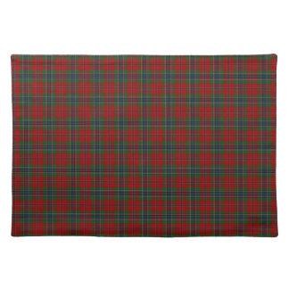 Maclean Tartan Scottish Modern MacLean of Duart Placemat