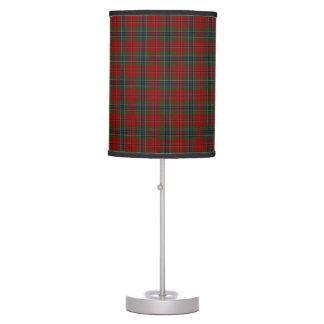 Maclean Tartan Scottish Modern MacLean of Duart Table Lamp
