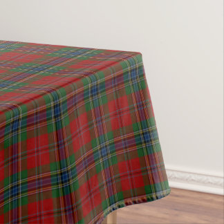 Maclean Tartan Scottish Modern MacLean of Duart Tablecloth