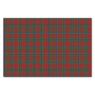 Maclean Tartan Scottish Modern MacLean of Duart Tissue Paper