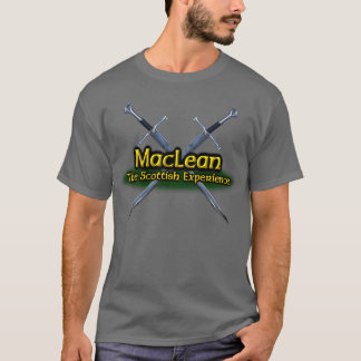 MacLean The Scottish Experience Clan T-Shirt
