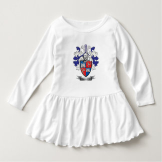 MacLeod Family Crest Coat of Arms Dress