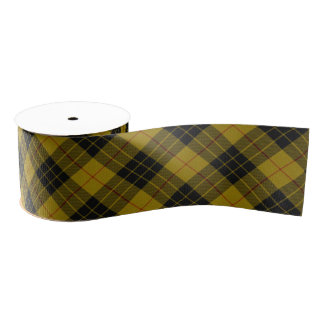 MacLeod Grosgrain Ribbon